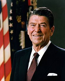 The election of Ronald Reagan as president in 1980, however, marked a resurgence of conservative ideology within the Republican Party, ushering in a nearly ... - 220pxpresident_reagan_1981