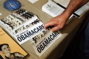 Obamacare brochure