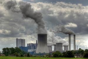 coal-electricity generator