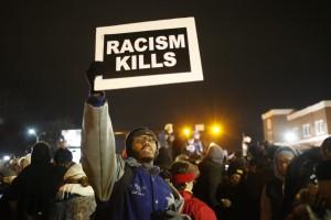 Ferguson protestors1