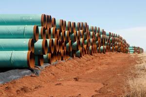 Keystone Pipeline Oklahoma