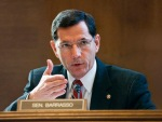 Sen. John Barrasso (photo courtesy U.S. Senate - click to enlarg