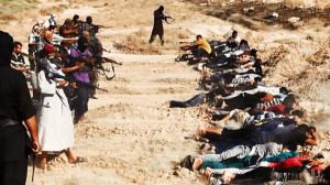 ISIS mass killings