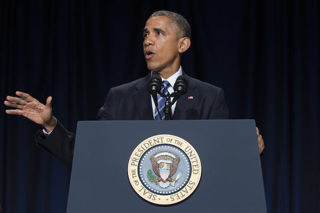 President obama s speech at the national prayer breakfast last week