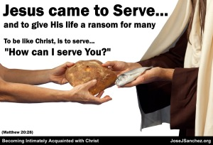 Jesus-came-to-serve