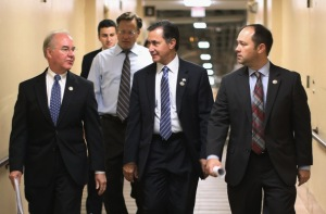 Capitol Hill Re-Groups One Day After Surprise In Speaker's Race
