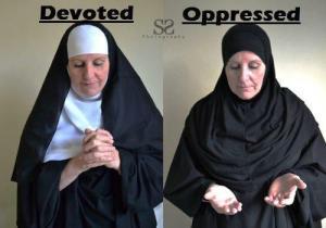 nun : niqab