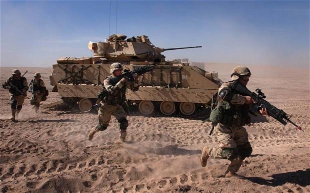 Իրաքյան բանակը մտել է Մոսուլ